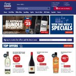 FREE Bottle of Atiru Sauv Blanc with $150+ Spend on Wine - Online + Today Only @ First Choice