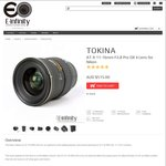 Tokina 11-16mm F2.8 Pro DXII $515 Delivered from E-Infinity