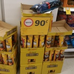 Pringles Cheese Supreme Tortilla Chips 130G $0.90 @ Coles