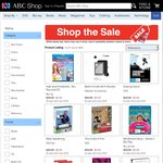 ABC Shop Clearance Sale (Prices from $2) @ ABC Shop online