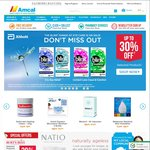 Amcal Free Delivery When You Spend $40+, $10 Next Order When Spend $100+