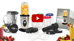 34 Piece Bullet Blender $19.95 + $5 Flat Rate Shipping with Code (on Sale at $34.95) @ My Discount Store