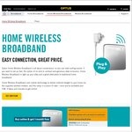 Optus Wireless Broadband 200GB (4G Network) from $60/Mth (if You Bundle with Mobile). One Month Free if You Sign up Online