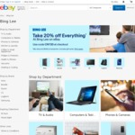 20% off at The Bing Lee eBay Store