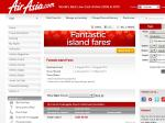 AirAsia Perth-Bali $40 inc taxes + Mel/Ool-Kul $95 inc taxes