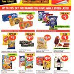NQR (VIC) - Cadbury Easter Egg Bags (100-130g) $2 Each, Magnum Loving Kiss and First Kiss 20 for $7