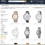 Skagen Women's Watches Sale: Anita Mirror Steel Mesh Watch ~$93, SKW2195 Ancher Stainless Steel Mesh Watch ~$95 Shipped @ Amazon