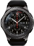 Samsung Gear S3 Frontier Smart Watch - Black $497 (You Get $49.7 HN Gift Card + Work with $50 AmEx Credit Back) @ Harvey Norman