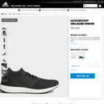 Adidas Ultraboost Uncaged- Multiple Colours and Sizes Available- $182 (RRP $260)  adidas.com.au