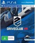 PS VR Game Deals - $29 Gran Turismo: Sport (JB Hi-Fi), FarPoint $24 (JB Hi-Fi), Driveclub VR $20 (Big W) And More