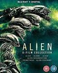 Alien 1-6 Boxset [Blu-Ray] [2017] - £20.24 Delivered (~AU$35.59) @ Amazon UK