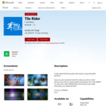 [Free Game] Tile Rider for Windows PC, Mobile & Xbox One (Was AU $2.95) @ Microsoft Store