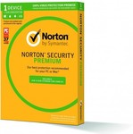 Norton Security Premium - 1 Year for 1 Device - $15 @ Harvey Norman (Normally $30 or More)
