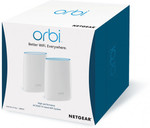 NetGear Orbi RBK50 $478 @ Bing Lee ($454.10 Via Officeworks Price Beat)
