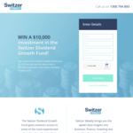 Win a $10,000 Investment in the Switzer Dividend Growth Fund from Switzer Financial Group Pty Ltd