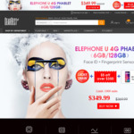 Win 1 of 5 Elephone U Pro 4G Phablets from GearBest