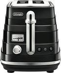 DeLonghi Avvolta 2 Slice Toaster CTA2003BK $70.30 | 4 Slice Toaster CTA4003W $117.8 Click and Collect @ eBay The Good Guys