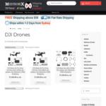 DJI Mavic Air Fly More Combo White and Black (AU Version & Warranty) $1450 Shipped ($0 Bank Transfer, 2% PayPal) @ Modtronix