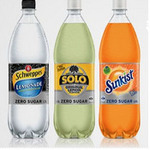 Coles - Free 1.25L Bottle from Schweppes Zero Sugar Range - Flybuys Members