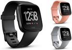 Fitbit Versa Fitness Watch + BONUS Deezer 3 Month FREE Trial $235.20 @ Harvey Norman