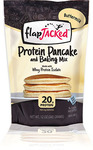 FlapJacked Protein Pancakes: 6 Servings: $9.99 or 12 Servings: $15.95 + Delivery (Free Delivery over $99) @ Meccamino