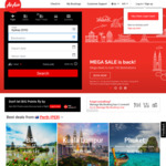 AirAsia Sale - Starts 20 May Members-only via App, 21 May General Access (eg OOL KUL Return $276) - Fly Nov 18-Aug 19