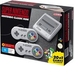 SNES: Super Nintendo Entertainment System $91.14 Delivered @ Amazon AU (New Users)