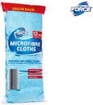 Microfibre Cloths 12pk $4.49 @ ALDI (37¢ each)