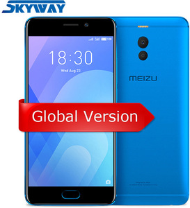 Meizu M6 Note Global Version 4G LTE 3GB 16GB Snapdragon 625