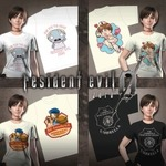 [PS4, XB1] Free DLC - Resident Evil 0 Fan Design T-Shirt Pack @ PlayStation/Microsoft