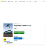 [XB1, PC] Forza Horizon 3 Porsche Car Pack $2.61 | Forza Horizon 3 VIP $7.48 (Xbox Live Gold Required) @ Microsoft AU