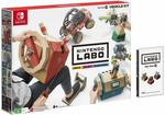 [Switch] Nintendo LABO Variety Kit $59, Robot Kit $68, Vehicle Kit $69.95 Delivered @ Amazon AU