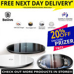 Baseus 10W Fast Wireless Charging Plate for iPhone/Samsung $23.08 (Was $28.85) Next Day Delivered @ ozsupplycentre eBay