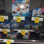[NSW] LEGO City Arctic Ice Glider $4.50, Off-Road Chase $4, Jungle Buggy $4, Classic Rainbow Fun $3.50 @ Woolworths, Bass Hill