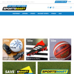 30% off All Footwear + Free Shipping @ Sportsmart