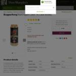 Kopparberg Apple or Pear Hard Cider 7% Cans 6x440ml $12 WA VIC TAS ($13 QLD NSW SA) @ Dan Murphy's (Free Membership Required)