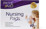 Rite Aid Nursing Pads 60 Pack  $6.80 @ Big W
