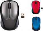 Logitech M235 Wireless Mouse (Red,Grey) $13 @ Harvey Norman