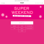 40% off Women's Clothing, 30% off Men's Clothing, 40% off Kid's Clothing @ Myer