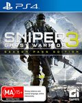 [XB1, PS4] Sniper Ghost Warrior 3 Season Pass Edition $7 @ The Gamesmen