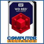 WD RED 4TB SATA NAS HDD WD40EFRX $152.10 + Delivery (Free with eBay Plus) @ Computer Alliance eBay