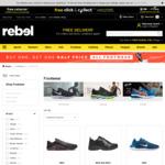 Buy 1 Get 1 Half Price on All Footwear @ rebel (Instore & Online)