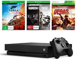 Xbox One X 1TB Console with Rainbow Six Siege, Vegas 2 & Forza Horizon 4 - $549 + Delivery @ The Gamesmen