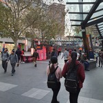 [NSW] Free Coke Energy Drink @ Outside Central Station South Concourse