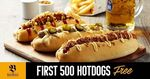 [QLD] Free First 500 Hotdogs, 11am-3pm 2/8 @ The Bavarian (Petrie Terrace)