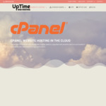 50% off cPanel Standard Website Hosting | $45 Per Year | Order from 1 to 3 Years @ Uptime