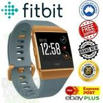 [eBay Plus] Fitbit Ionic (Orange) $263.46 Delivered @ Direct Deals eBay