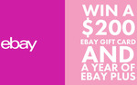 Win a $200 Coles eBay Voucher & eBay Plus Annual Membership from Mums Lounge