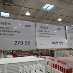 Xbox One X 1TB $469.99, Xbox One S 1TB $279.99 Both with FIFA 2020 @ Costco (Membership Required)