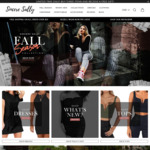 25% off at Sincere Sally